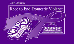 3rd Annual Race to End Domestic Violence