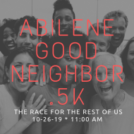 Abilene Good Neighbor 0.5K