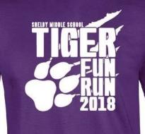 Shelby Middle School Fun Run
