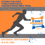 Storm the Fort 5 Mile Race