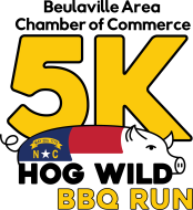 Beulaville Area Chamber of Commerce Hog Wild BBQ Run 5K