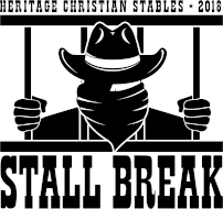 2018 HERITAGE CHRISTIAN STABLES STALL BREAK