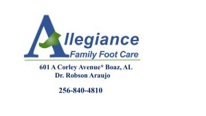 Allegiance Family Foot Care