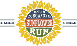 Tonganoxie Sunflower Run 4 Mile/1 Mile