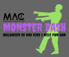 MAC MONSTER DASH 5K AND 1 MILE FUN RUN