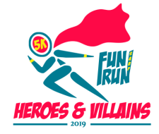San Antonio Bar Foundation's 27th Annual 5K Fun Run for Justice~Heroes & Villains& Junior Jog (for children 9 and under)