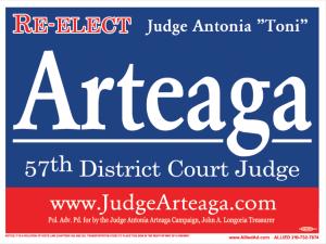Judge Antonia Arteaga