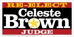 Judge Celeste Brown