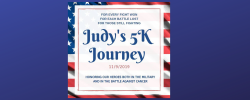Judy's 5k Journey, Lafferty, Ohio