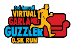 3rd Annual Garland Guzzler 0.5K Run (VIRTUAL)