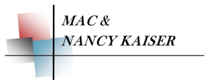 Mac & Nancy Kaiser