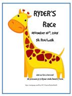 Ryder's Race 5k