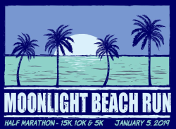 Moonlight Beach Run