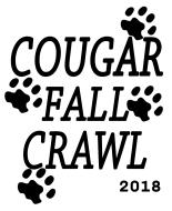 2nd Annual Cougar Fall Crawl