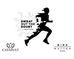 SWEAT OUT THE DOUBT Virtual Charity Run - December 5-12, 2020