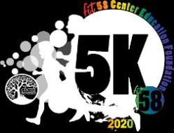 VIRTUAL Fit58 Center Education Foundation 5K