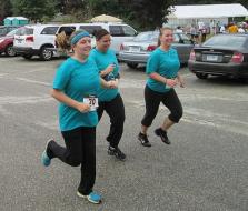 6th Annual Ann Miller Ovarian Cancer 5K Run and 1 Mile Walk