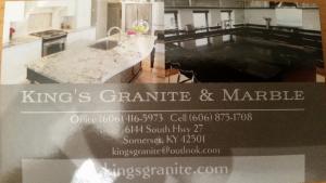 King's Granite & Marble