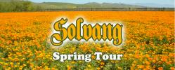 Solvang Spring Tour