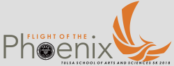 Flight of the Phoenix - Tulsa School of Arts and Sciences Fundraiser 5K