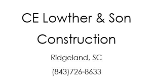 CE Lowther & Son Construction