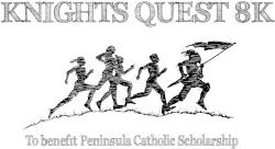 Knight's Quest 8k & 1 Mile Fun Run