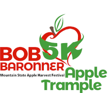 Bob Baronner Apple Trample 5k
