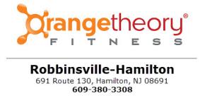 Orangetheory Fitness Robbinsville-Hamilton