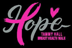 Tammy Hall Breast Health Walk