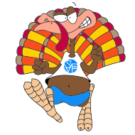 14th Annual Turkeyfoot Trot IN PERSON 5K Run/Walk (Virtual Option Available)