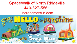 Space Walk of North Ridgeville
