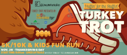 Huffin' for the Stuffin' Turkey Trot