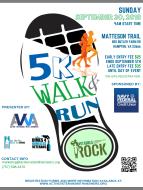 AVWA Vet Girls Rock 5K Run/Walk