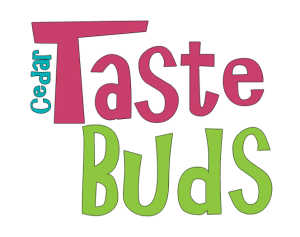 Cedar Taste Buds