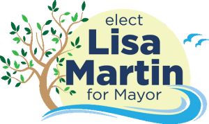 Lisa Martin for Mayor
