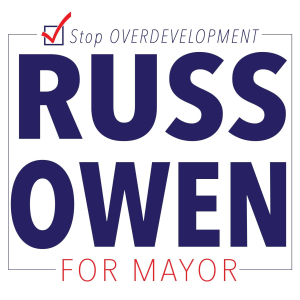 Russ Owen for Mayor