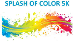 Splash of Color 5k Run / Walk