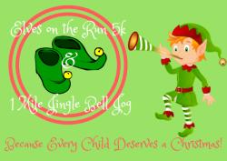 Elves on the Run 5K & 1 Mile Jingle Bell Jog