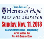Heroes of Hope - RACE FOR RESEARCH