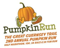 The Pumpkin Run Half Marathon, 10K, 5K Race & 5k Fun Run