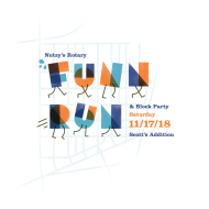 Nutzy's Rotary Funn Run and Block Party