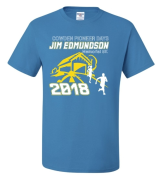 Cowden Pioneer Days 5k - Jim Ed Memorial Run