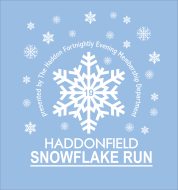 Haddonfield Snowflake Run