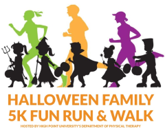 HPU DPT Halloween Family 5K Fun Run & Walk