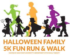 hpu dpt halloween family 5k fun run walk