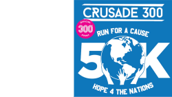 5k Crusade 300- Alamodome Tricentennial
