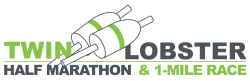 2021 Twin Lobster Half Marathon & 1-Mile Challenge