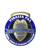 Visalia PAL Resolution 5K