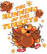 Running of the Turkeys Review