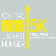 On the Move…Against Hunger